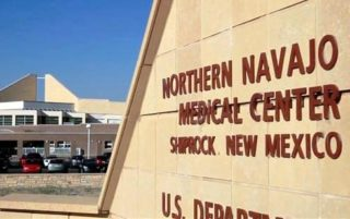 navajo health facilities overwhelmed by covid-19 cases