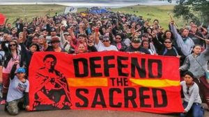 'Protectors' At Dakota Access Pipeline Disrupted by Police