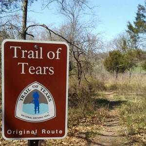 the indian removal act forced relocation from georgia to oklahoma